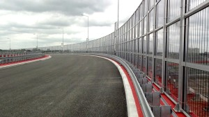 Transparent Noise Barrier Panels_2