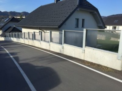 Noise barriers-private