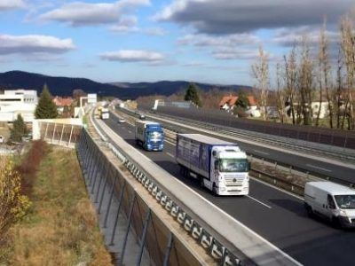 Noise barriers-roads